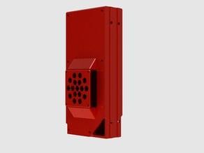 RAMPS / Pi enclosure for Prusa I3 Bear (T- and V-slot)