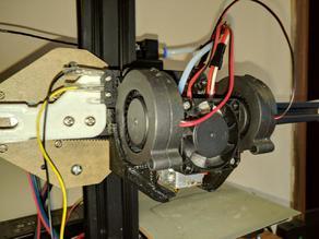 TronXY x1 Duct Fan Dual/Single 5015