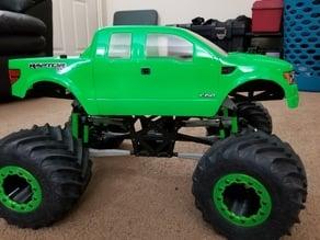 wraith monster truck