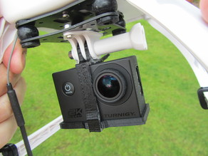 Turnigy Action Camera Go-Pro 'Syle' Mount for Quadcopters