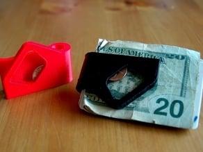 Coin-Op Money Clip