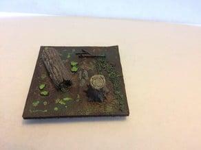 Forest Terrain Tile
