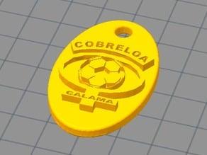 Key chain Cobreloa