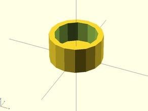 Cylinder 5x10(x1)mm