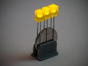 LED Light Clip
