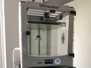 Ultimaker 2 front cover