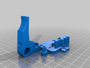 Replicator Extruder for FLEXIBLE materials - Mk8