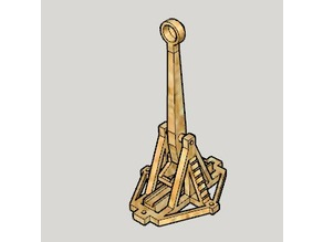 3D Printing Catapult A