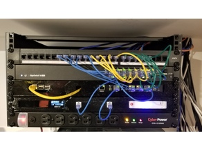 Networking 1U Rack Adaptors
