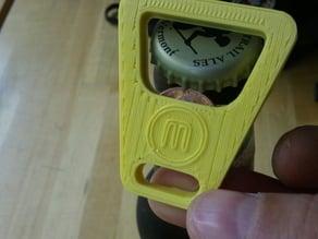 Pocket Coin-Op Bottle Opener