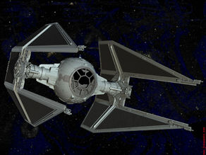 Tie Interceptor (High Detail)