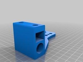 3dpBurner Bridge parts for UpMini