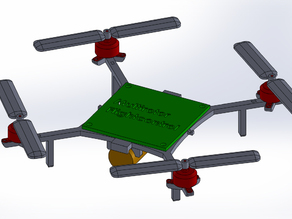 Micro-Quadcopter
