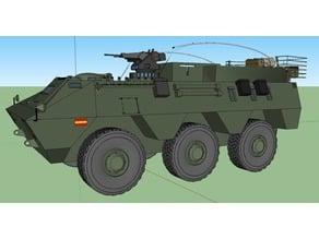 BMR-600 APC (Spanish)