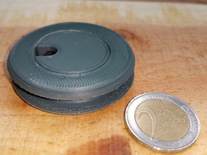 Parametric Hole Grommet & Snap-in Flush Cover