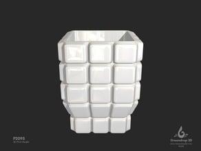 Cube Mini Vase B