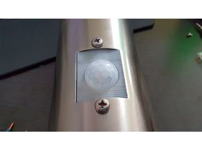 Topotron Outdoor Lamp PIR Sensor Plate replacement