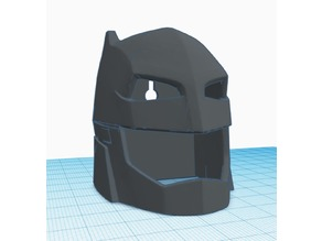 Batman Helmet - Wall Display