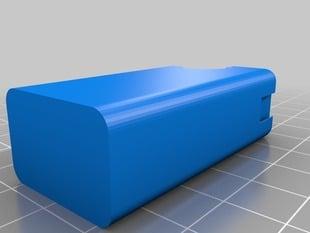CubeX Printer Filament Chip Adapter