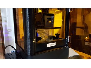 Wanhao Duplicator D7 UV Protection Cover