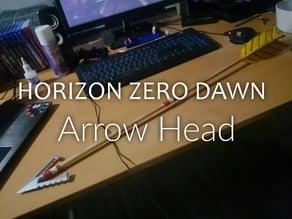 Horizon Zero Dawn Arrow Head