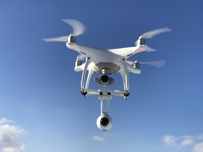 360 Camera Mount for DJI Phantom 4 & Phantom 4 Pro