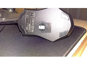 Mouse Lift Off Distance (LOD) Restricter