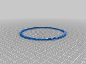 HubMotor-130MM clamp ring
