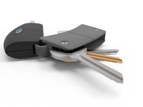 D-03 Ford Key Holder