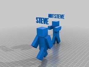 Steve in trouble