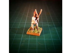 Witch Hunter 28mm (No supports)