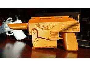 warhammer 40k Las Pistol