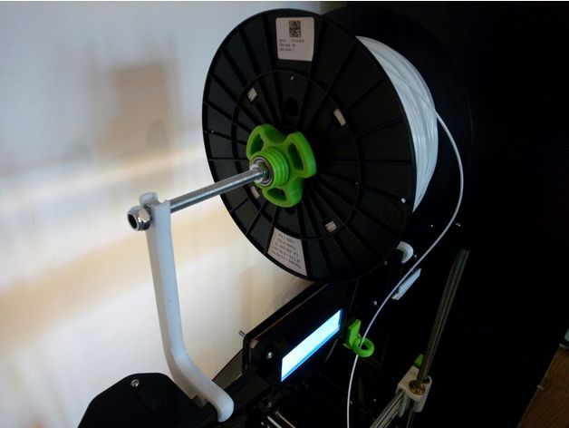 3d printer how to stop spools from unwinding