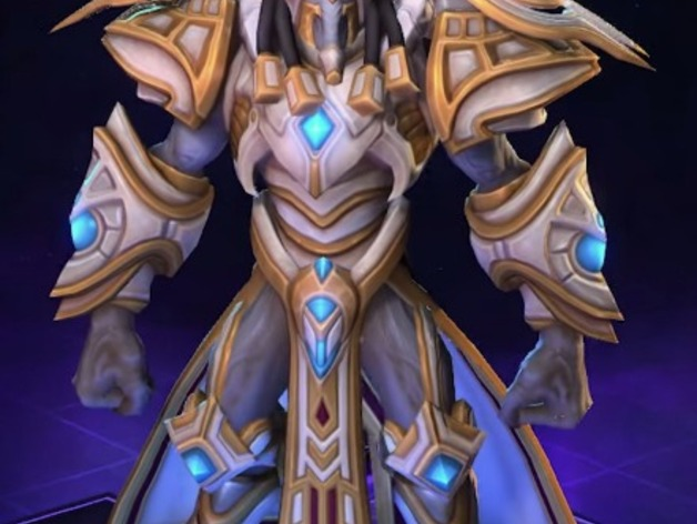 Artanis Heroes Of The Storm By Hannemaster Thingiverse Basic attacks lower the cooldown of shield overload by 4 seconds. artanis heroes of the storm by