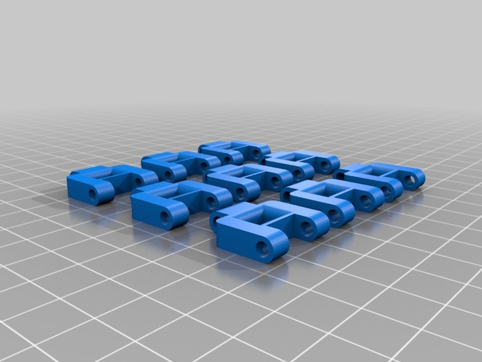 Drive A Tank >> Robot Tank Tracks by mscourch - Thingiverse