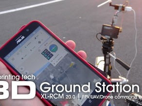 XL-RCM 20.0: FPV/UAV/Drone Ground Station II kit