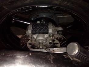 Tapa Piston freno trasero GS500