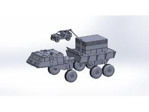 GI Joe R.T.V. (Rough Terrain Vehicle)
