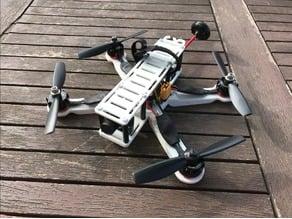 "Sayha - X FPV Quadcopter 4"" 5"" 6"""