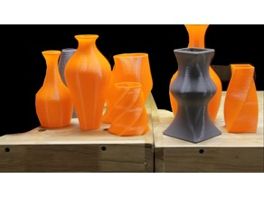 Vases a whole bunch of em
