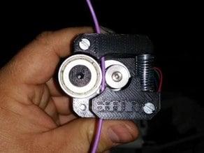Extruder Using 608 Bearing (Cheaper)