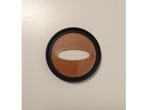 Anamorphic Filter for 46mm (M4/3)