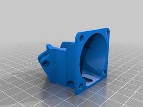 Delta version of e3d v5 fan holder