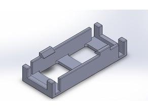Servo clip lock