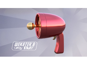 Earthworm Jim's ray gun