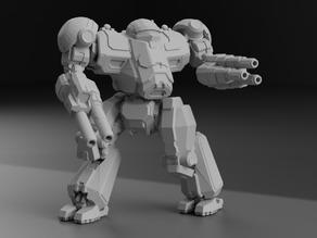 NCT-Prime Novacat for Battletech