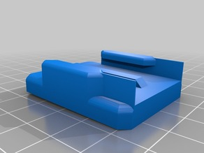 GoPro flat adhesive mount / female