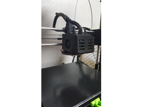 Anycubic i3 Mega/Mega S Upgrade Set + Marlin Firmware 1.1.9 by DavidRamiro