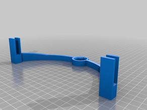 Filament Guide for GeeeTech Prusa i3 B Pro