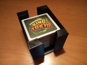 Monster Cards (Evolution) box - insert for King of Tokyo